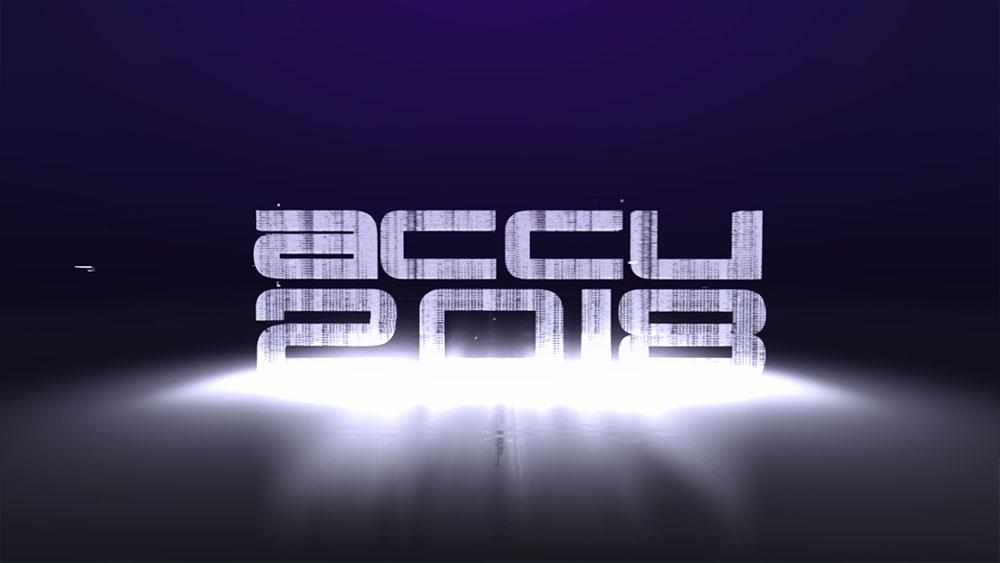 ACCU 2018 Animated Logo Example