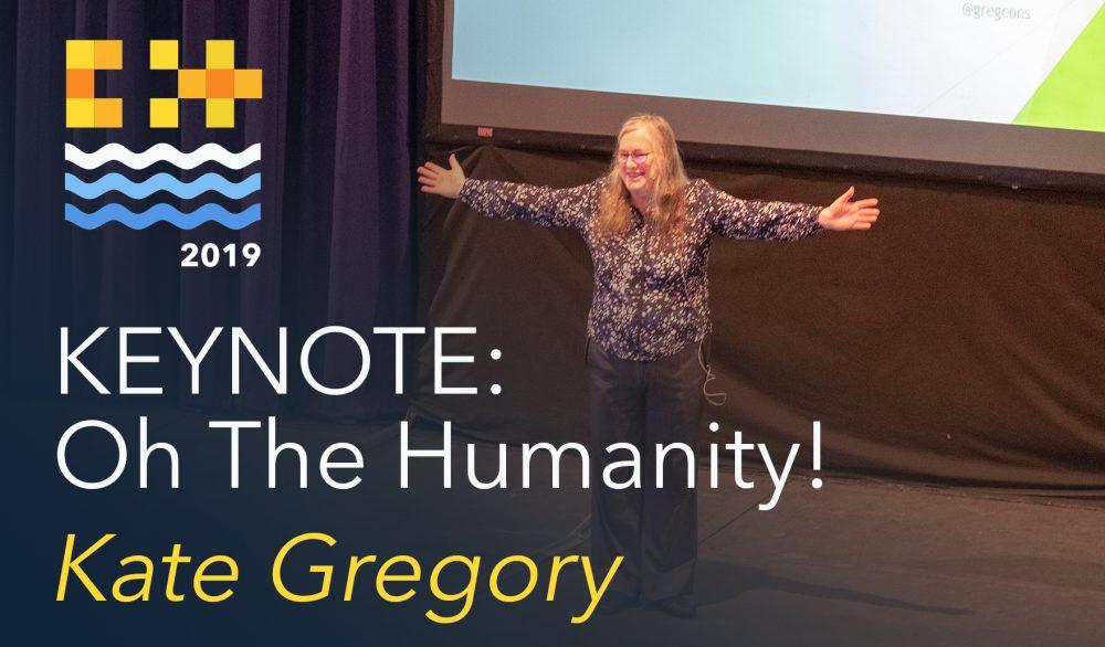 Kate Gregory Keynote