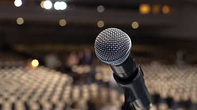 Microphone Hire UK, Bristol & Bath