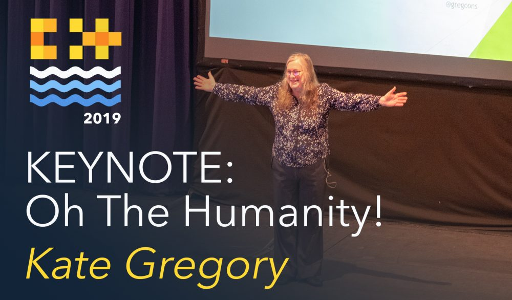 Kate Gregory Keynote